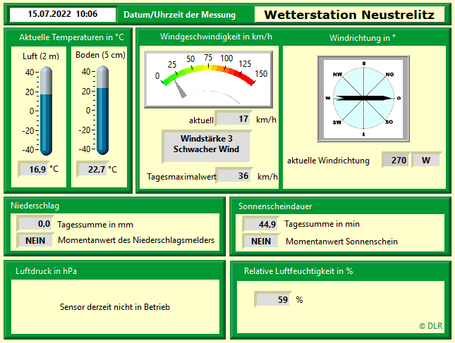Meteomedia wetterstationen de